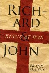 Richard and John: Kings at War by Frank McLynn